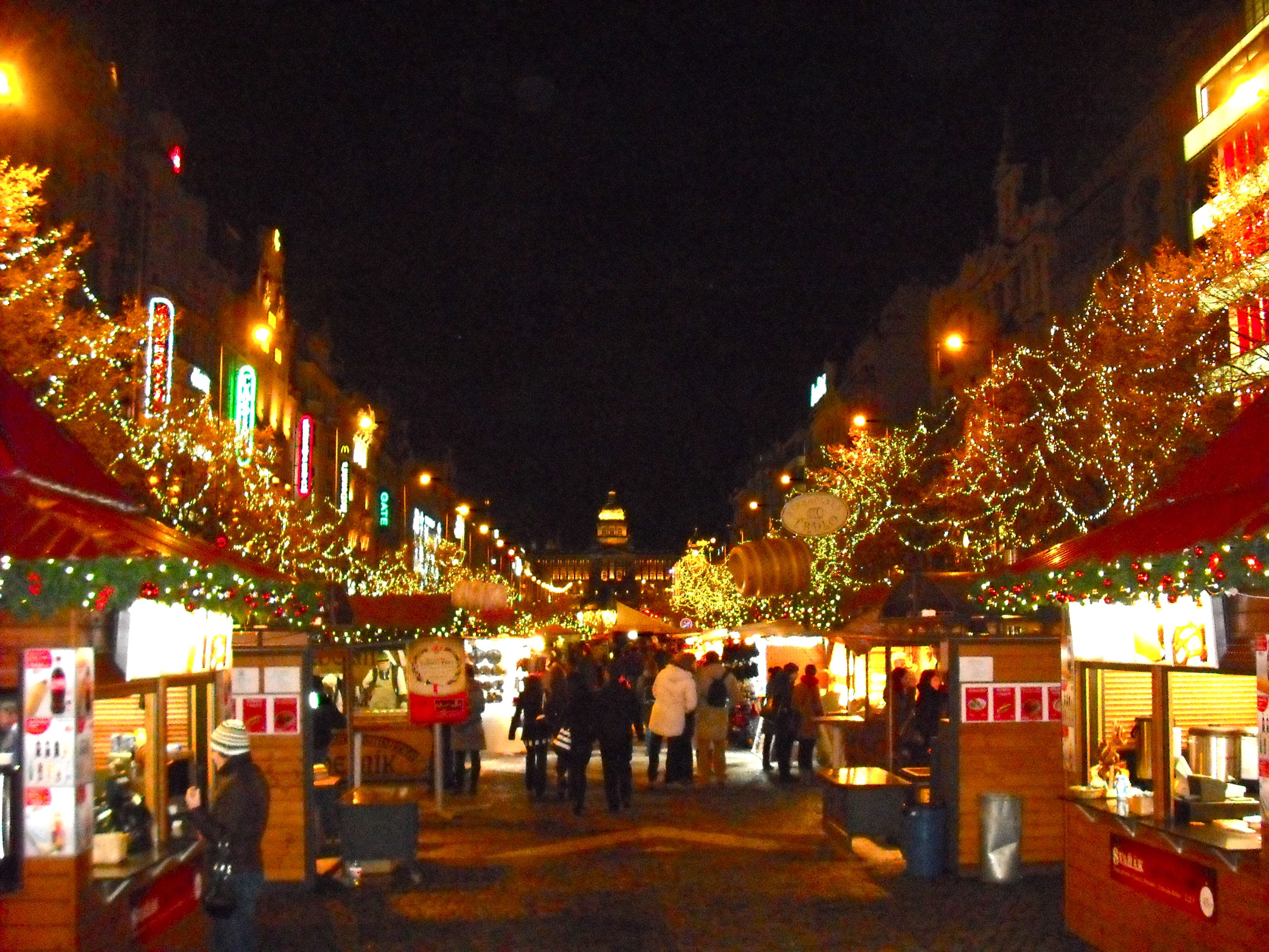 Top 5 Christmas Markets I Would Love To Visit