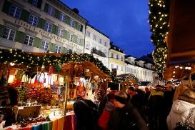 Luzern, Weihnachtsstimmung in der Stadt, WeihnachtsmŠrkte, Weihnachtsbeleuchtung 2009, Fotos: Elge Kenneweg